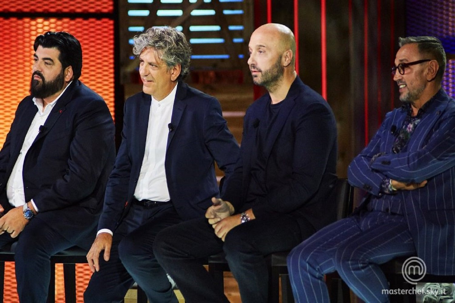 La top 5 dei concorrenti di Masterchef