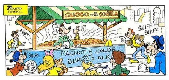 Da oggi anche voi potrete assaggiare lo strepitoso panino burro e alici!