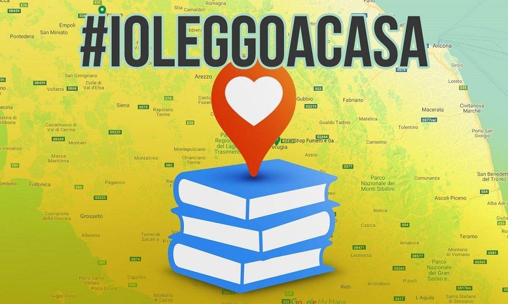 #IOLEGGOACASA, l'iniziativa per leggere fumetti gratis comodamente a casa