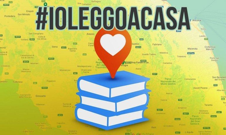 #ioleggoacasa