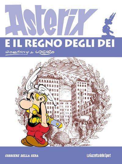 Asterix e il Regno degli dei Uderzo