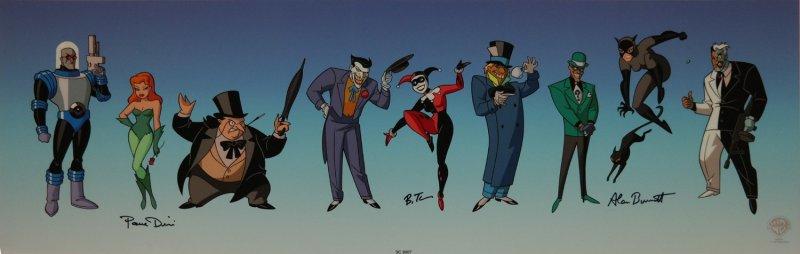 Batmans Villains