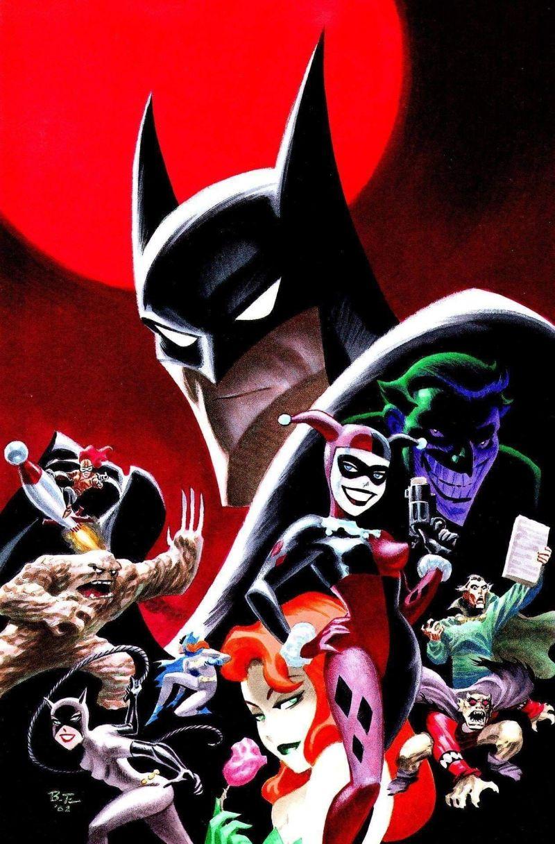 Batman e i cattivi