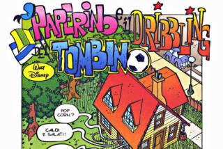 """Topolino regala ai lettori """"Paperino e il dribbling del tombino"""" e altre storie!"""