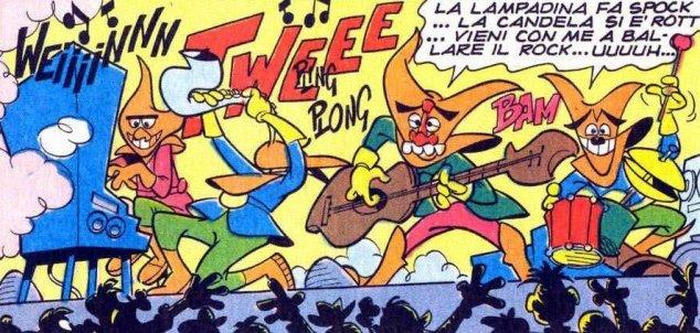 5 musicisti di paperopoli che manderesti all'eurovision i crock