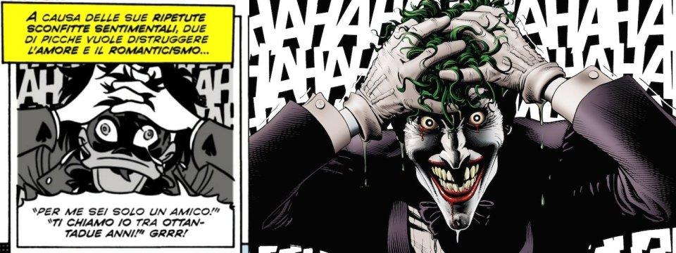 Citazioni da Marvel e DC Comics