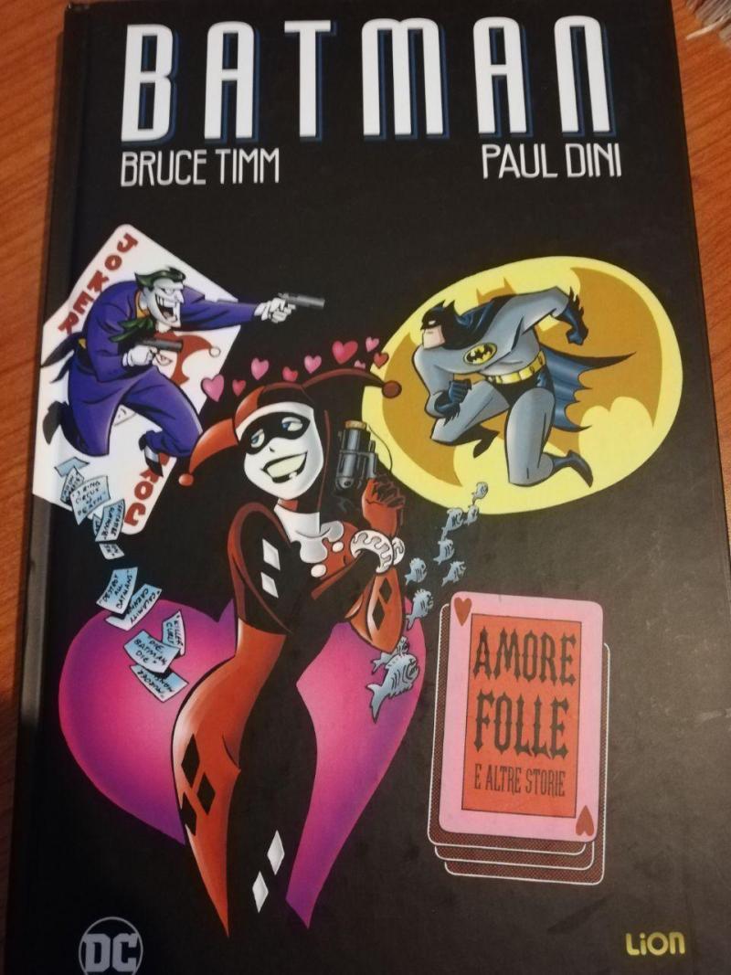 Il Volume Batman- Mad Love