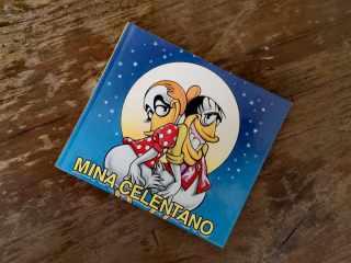 Mina e Celentano versione paperi: sono stati disegnati da un autore Disney?