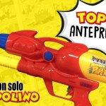 Non solo Topolino: a Luglio in edicola la Watergun di Paperinik