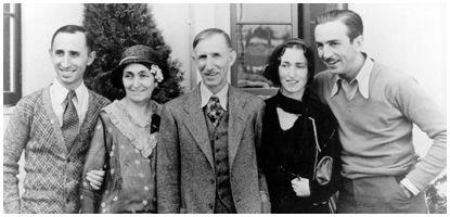 genitori Walt Disney