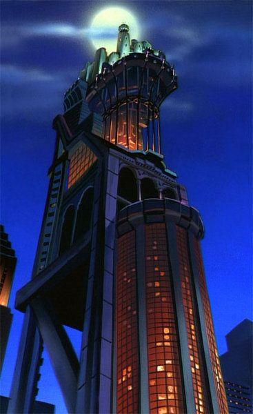 gargoyles torre