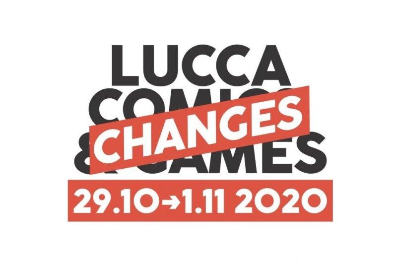 Il logo ufficiale di Lucca Changes