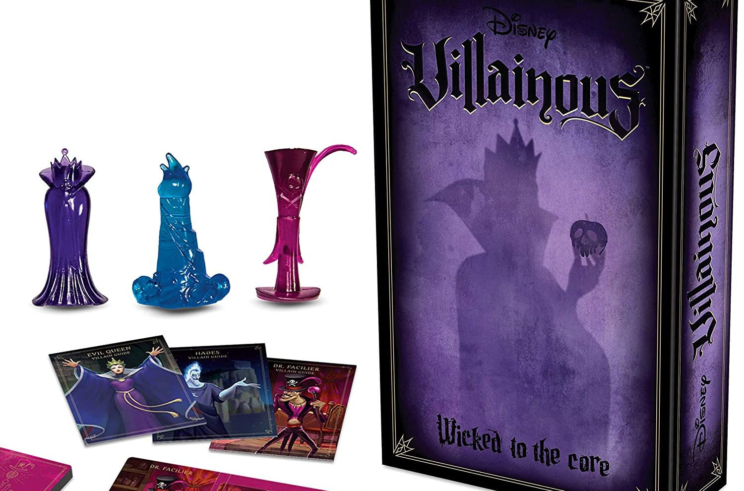 Cattivi Disney: in arrivo l'espansione di Villainous – Wicked To The Core