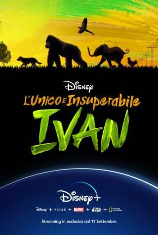 Disney+ L'unico e insuperabile Ivan