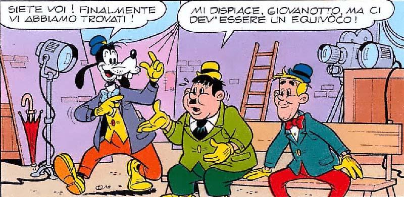 Stanlio Ollio Pippo