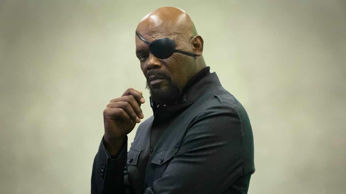 Nick Fury diventa una serie Disney+ con Samuel L. Jackson