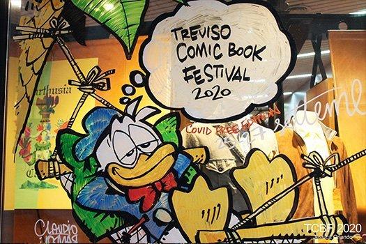 TCBF: il festival del fumetto a Treviso è COVID-free
