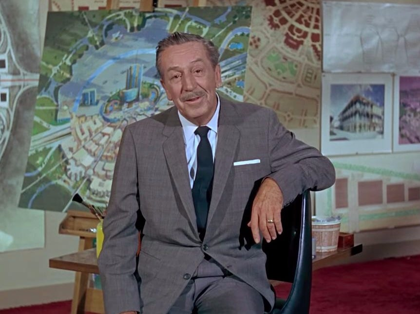 Walt Disney Epcot video