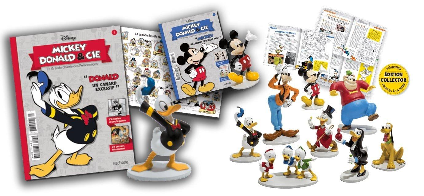 La statuina di Paperino a 1,99 euro, il primo della nuova collezione Disney