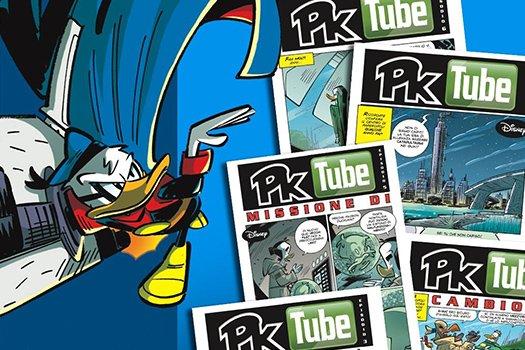 La serie PK Tube finalmente in un unico volume!