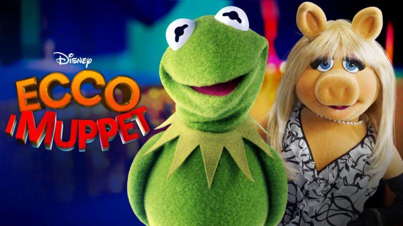 Disney + Ecco i Muppet