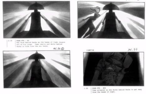 Kingdom of the Sun: scena finale