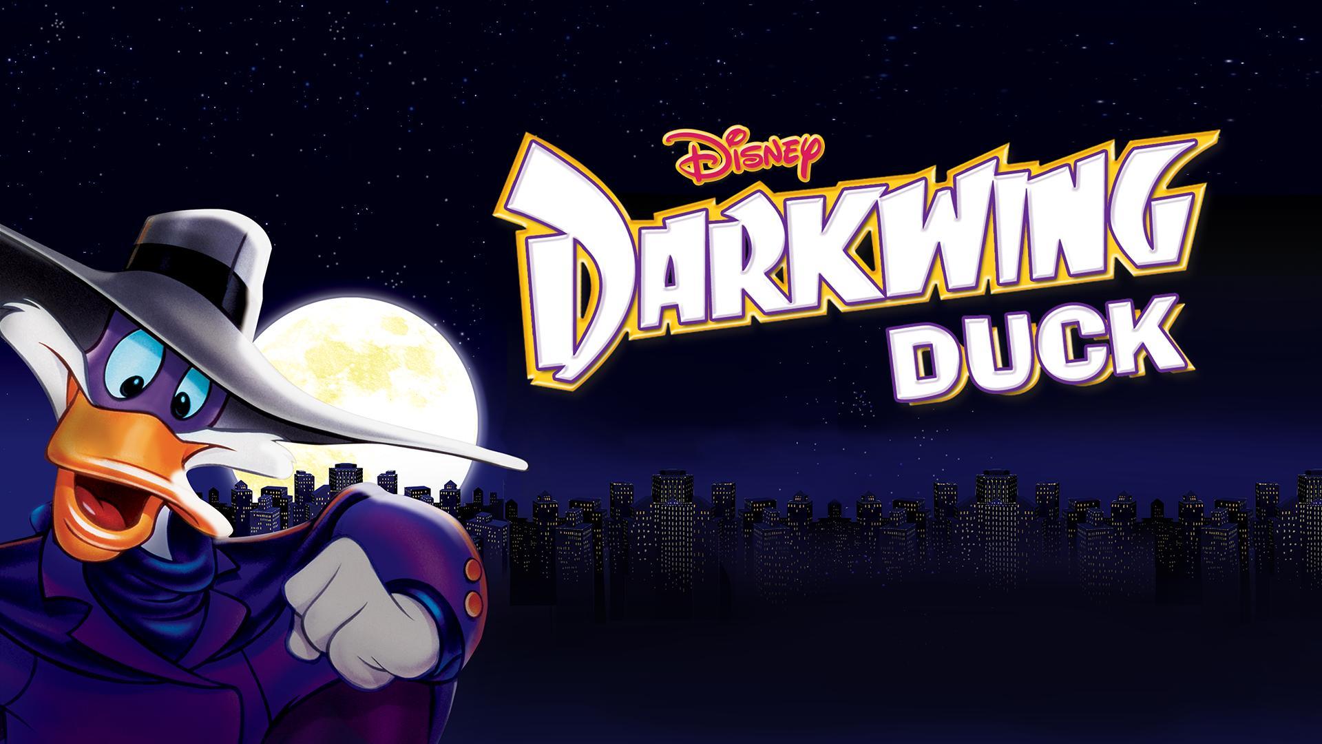 Disney+ sta lavorando al reboot di Darkwing Duck