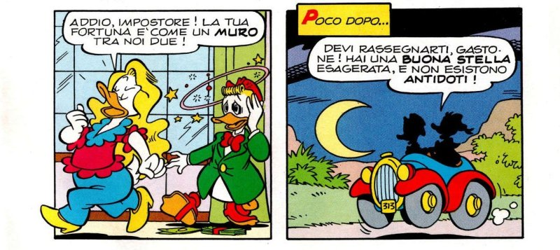 Gastone sfortuna