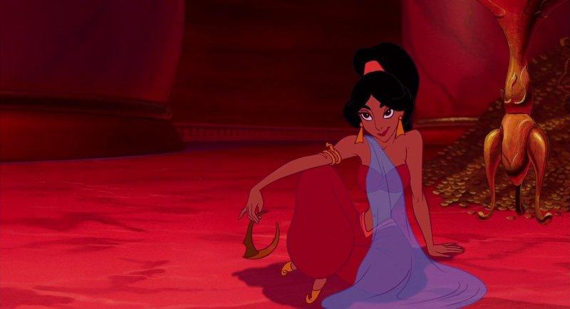 Jasmine personaggi sessualizzati