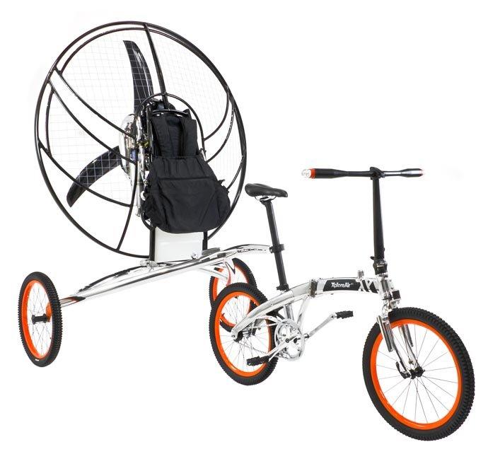 Paravelo bici
