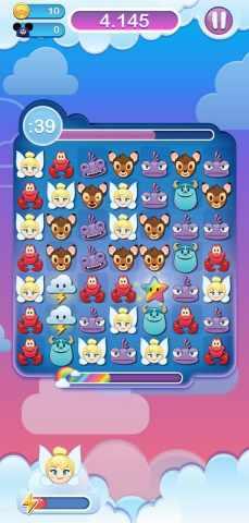 Disney Emoji Blitz Disney mobile