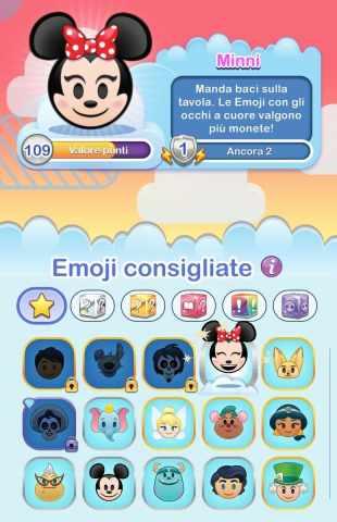 Disney Emoji Blitz emojis