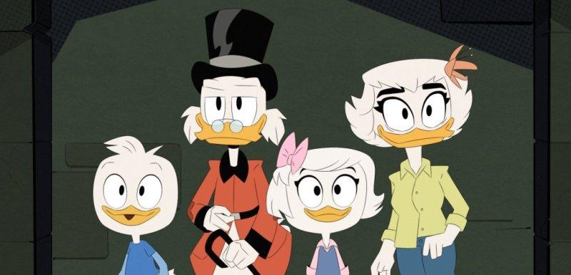 matilda in DuckTales