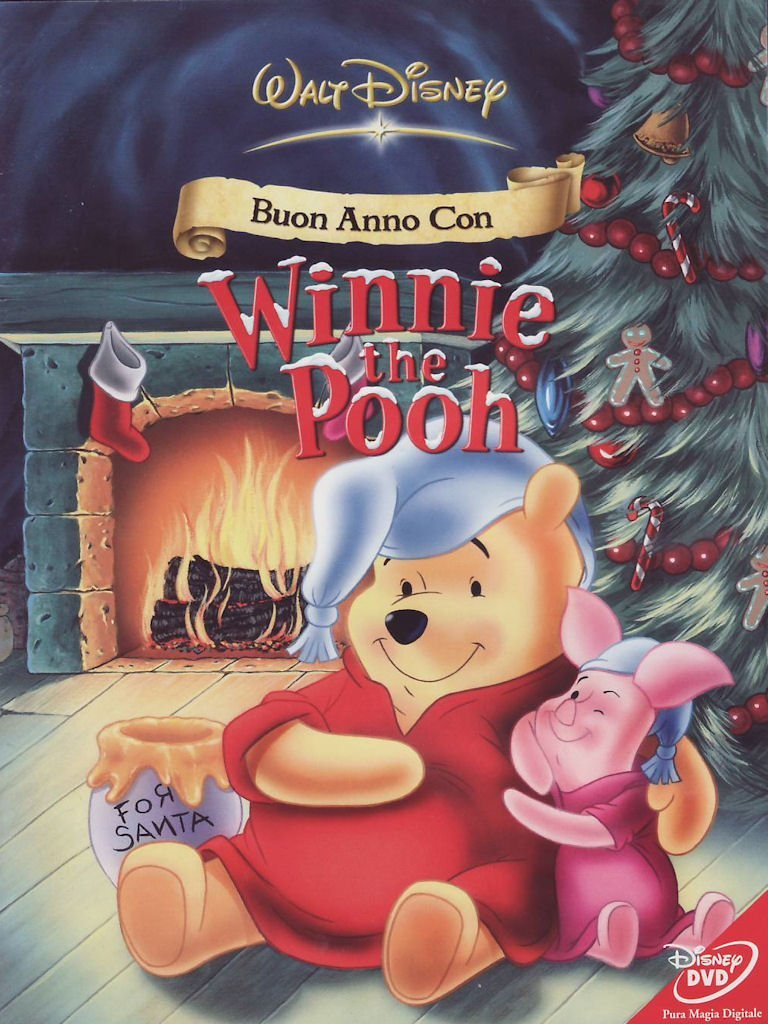 Winnie the Pooh natale