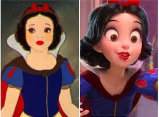 animazione 2D Disney