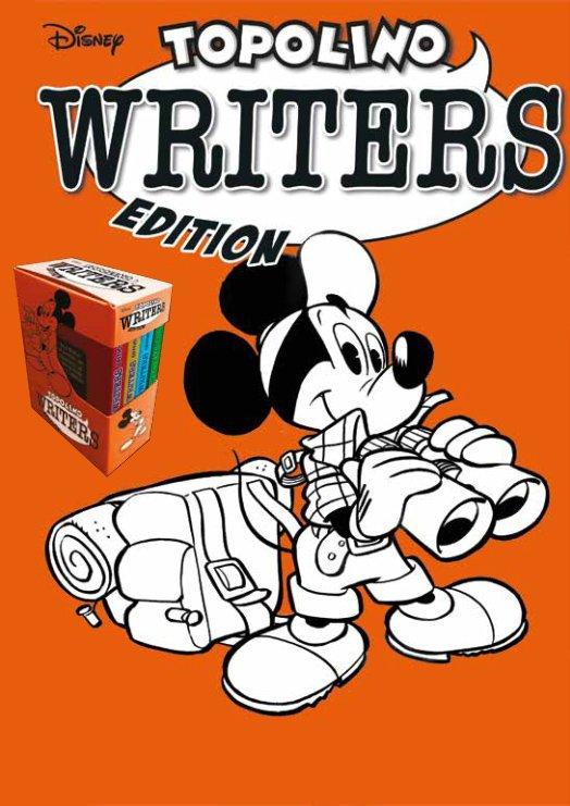non solo topolino gennaio writers edition