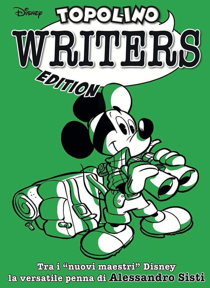 Topolino Writers edition alessandro sisti