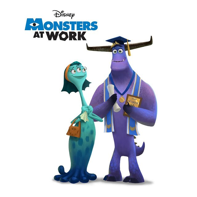 monsters at work 3
