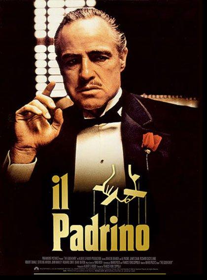 Il Padrino Marlon Brando