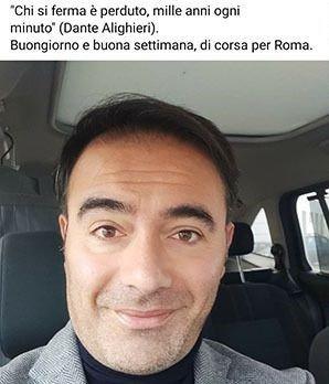 Rossano Sasso Dante Topolino