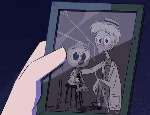 Archimede idealista nuovo Ducktales