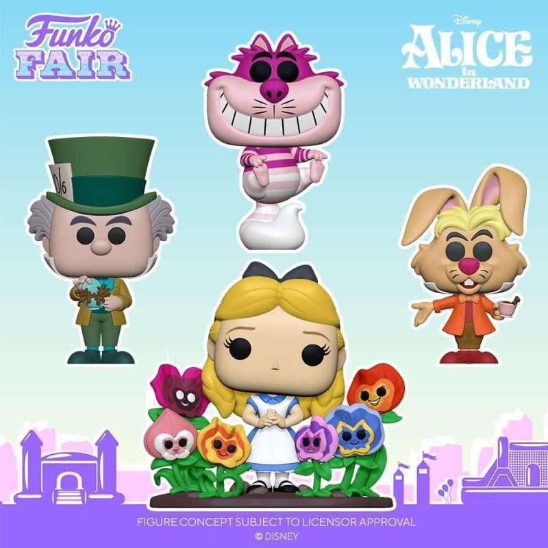 funko Pop Disney Alice