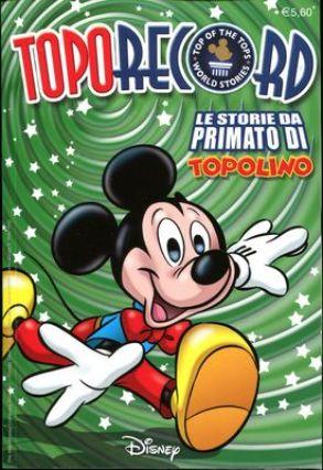 Copertina di Toporecord (record storie Disney)