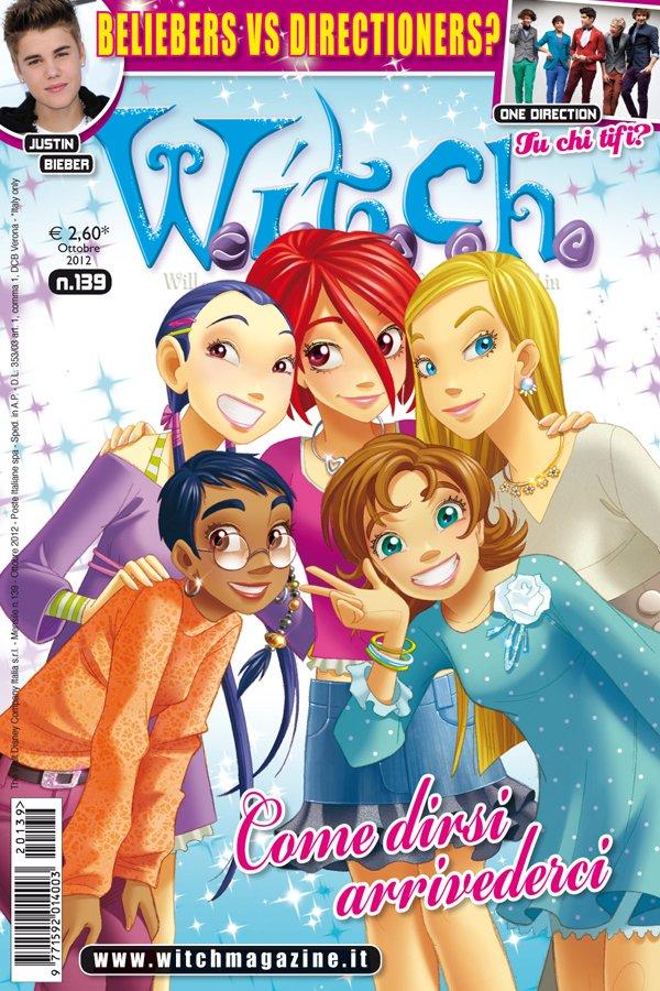 serie di W.I.T.C.H.