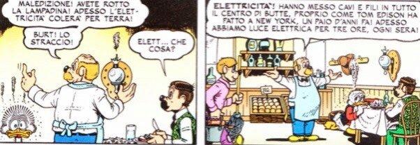 Tom Edison ha portato a Butte l'elettricità, come a New York