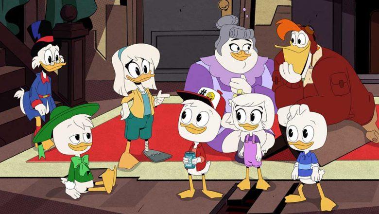 ducktales disney plus 3 stagione