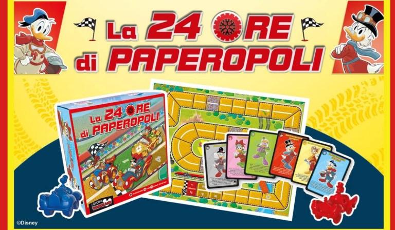 24 ore Paperopoli