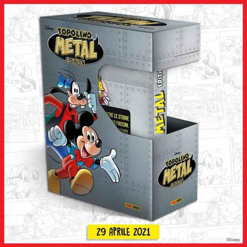 Metal Edition cofanetto