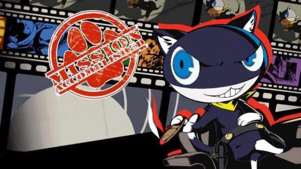 Morgana All-Out Attack (Persona 5)