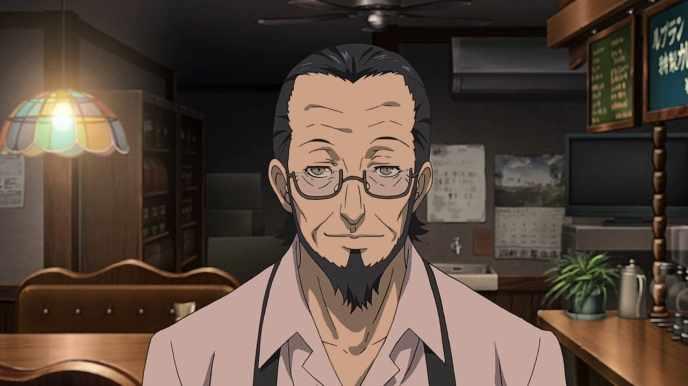 Sojiro Sakura Persona 5